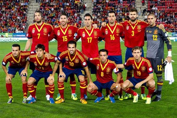 มิชู ทีมชาติสเปน