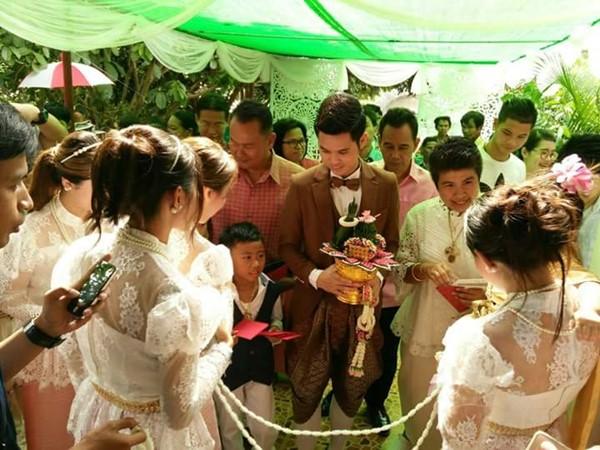 อุ้ม ธีราทร บุญมาทัน แต่งงาน