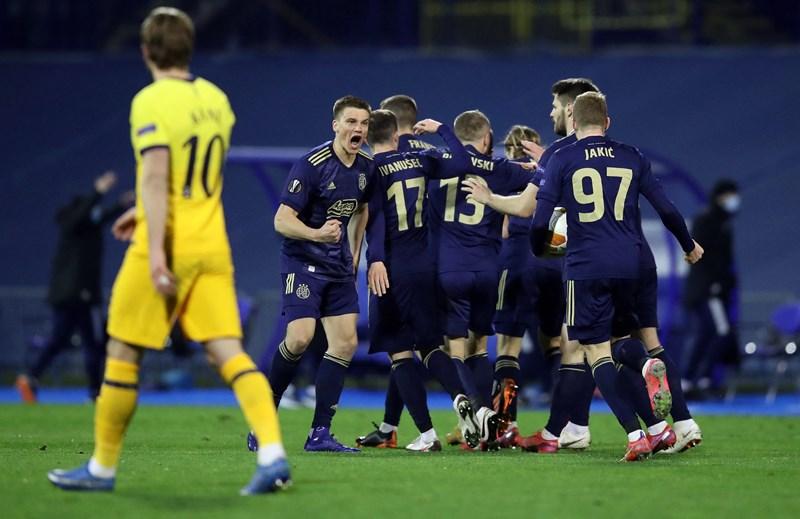 Diamo Zagreb Tottenham Hotspurs