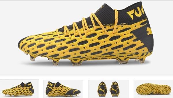 รองเท้าสตั๊ด Puma Future 5.1 Netfit