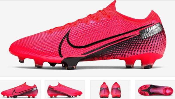 รองเท้าสตั๊ด  Nike Mercurial Vapor XIII Elite