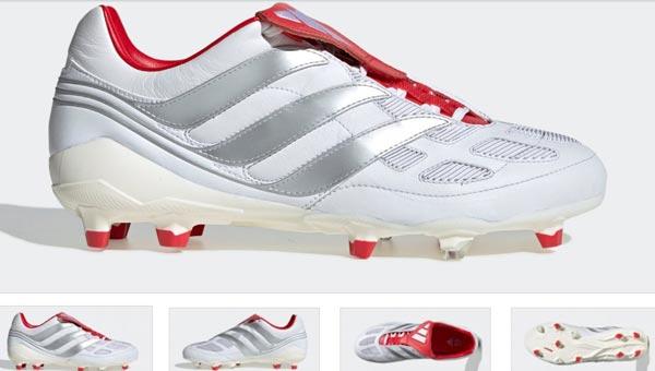 รองเท้าสตั๊ด adidas Predator Precision David Beckham