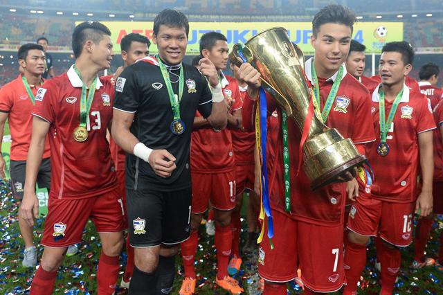รีวิวฟุตบอลไทย 2015 ชาริล ชัปปุยส์