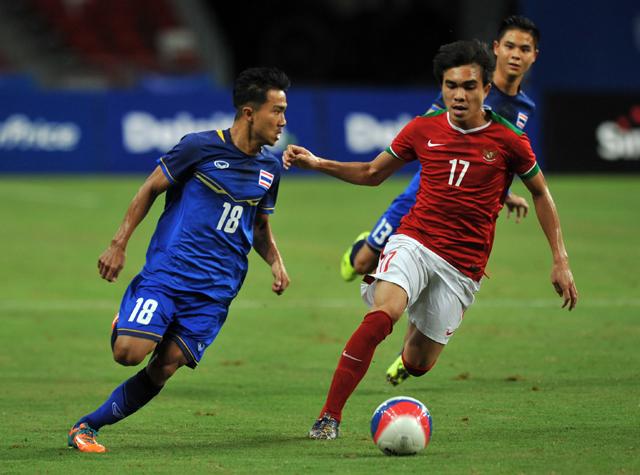 ุรีวิวฟุตบอลไทย 2015 เมสซี่เจ