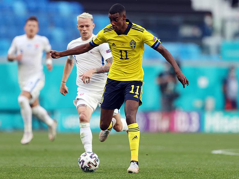 ยูโร 2020 : สวีเดน 1-0 สโลวาเกีย