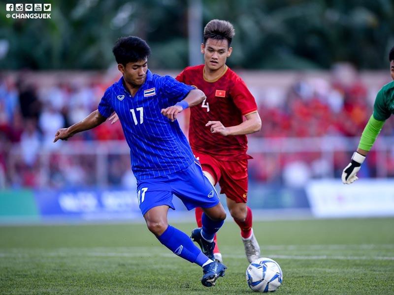 ฟุตบอลซีเกมส์ 2019 รอบแบ่งกลุ่ม : ไทย 2-2 เวียดนาม