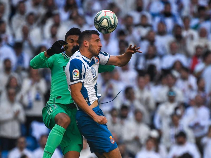 ลา ลีกา สเปน : เรอัล มาดริด 2-0 เอสปันญ่อล