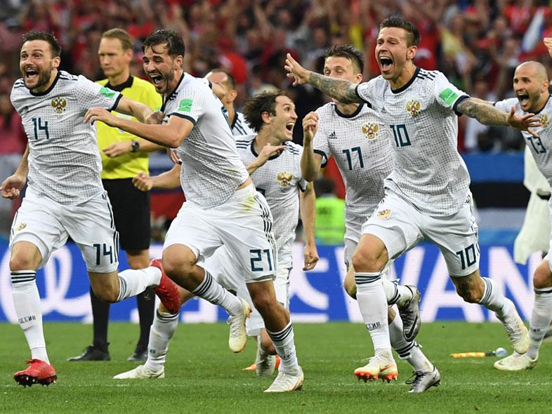 เป็นเรื่อง ? : สื่อเยอรมนีอ้างทีมชาติรัสเซียใช้แอมโมเนียแทนสารกระตุ้น