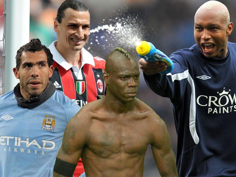 7 นักเตะชื่อดังสุดเกรียน แห่งวงการฟุตบอล ที่ความแสบไม่แพ้ฝีเท้า