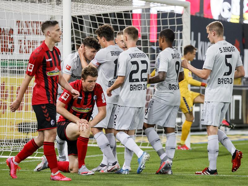 บุนเดสลีกา เยอรมนี : ไฟร์บวร์ก 0-1 เลเวอร์คูเซ่น