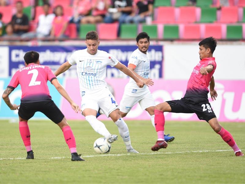 ไทยลีก : ชัยนาท ฮอร์นบิล 1-0 ชลบุรี เอฟซี