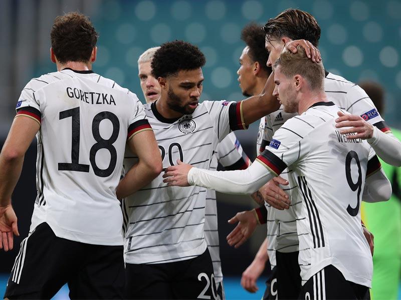 ยูฟ่า เนชั่นส์ ลีก : เยอรมนี 3-1 ยูเครน
