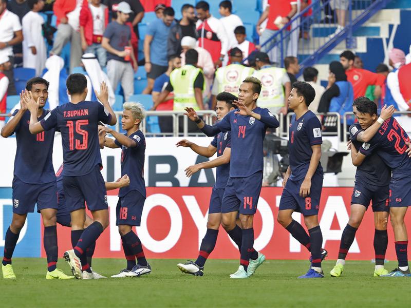 บาห์เรน 0-1 ไทย : ทีมชาติไทยบอลเปลี่ยนโค้ช
