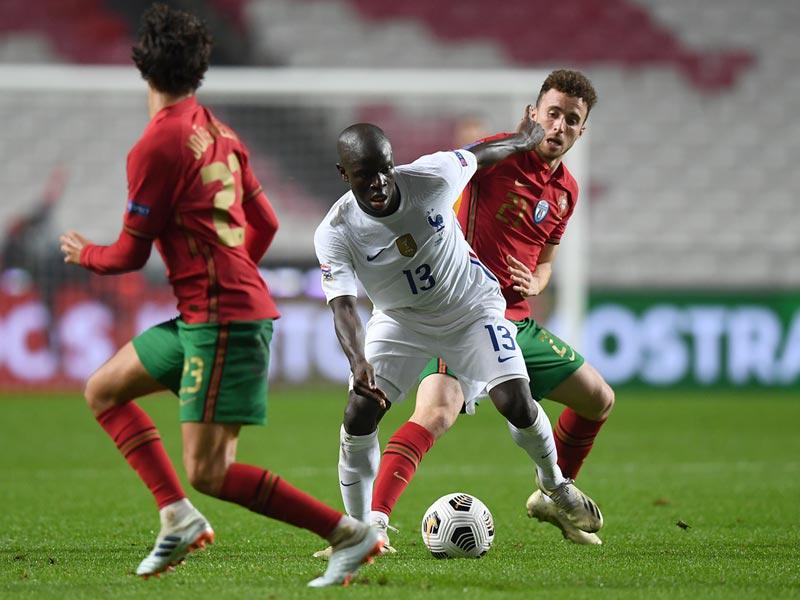 ยูฟ่า เนชั่นส์ ลีก : โปรตุเกส 0-1 ฝรั่งเศส
