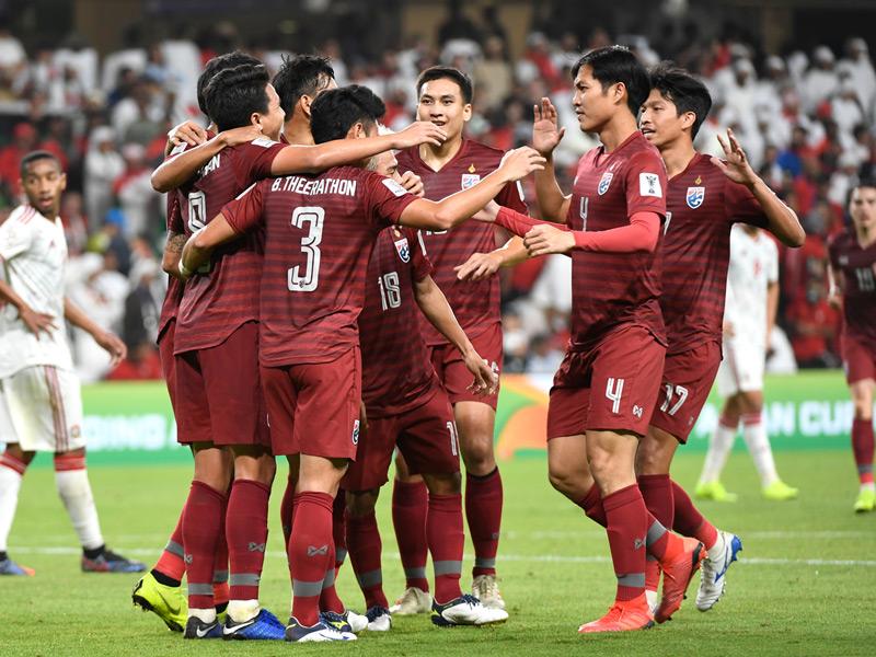 เอเชียนคัพ 2019 : ยูเออี 1-1 ทีมชาติไทย