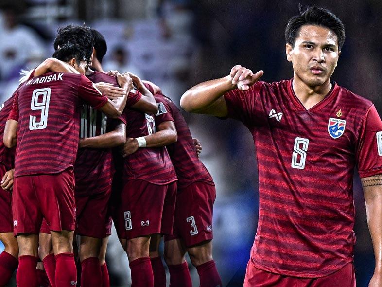 ฐิติพันธ์ พ่วงจันทร์ : กำลังใจจากแฟนบอลทุกคนทำให้ทีมชาติไทยเข้ารอบ