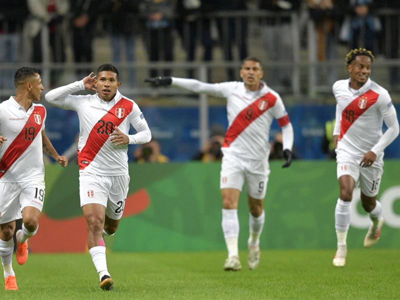 โคปา อเมริกา : ชิลี 0-3 เปรู