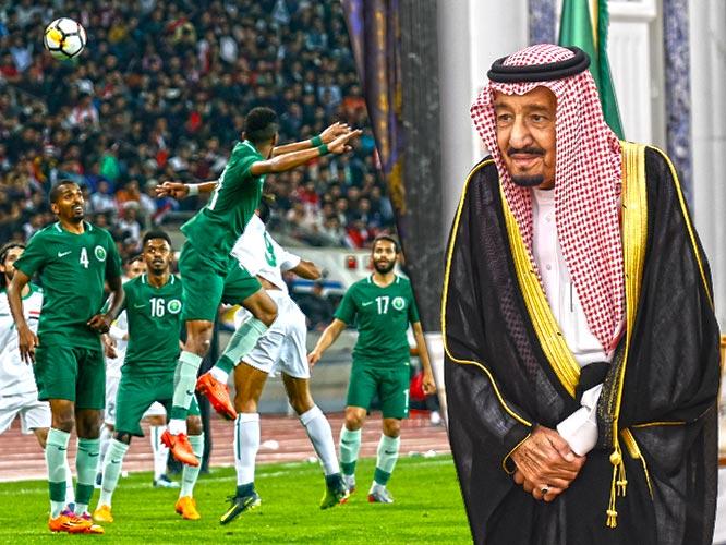 แค่แพ้พนัน !! กษัตริย์ซาอุฯ เตรียมสร้างสนามบอลใหญ่ที่สุดในโลกให้อิรัก