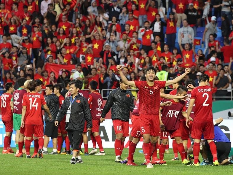 เอเชียนคัพ 2019 : จอร์แดน 1-1 เวียดนาม (2-4)