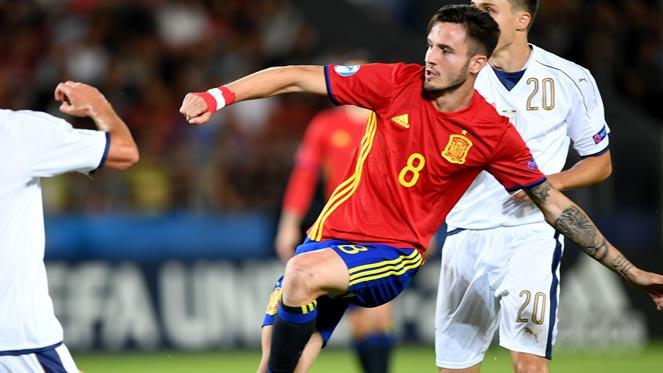 ยู-21 ชิงแชมป์ยุโรป : สเปน 3-1 อิตาลี