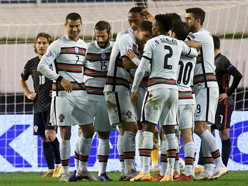 ยูฟ่า เนชั่นส์ ลีก : โครเอเชีย 2-3 โปรตุเกส