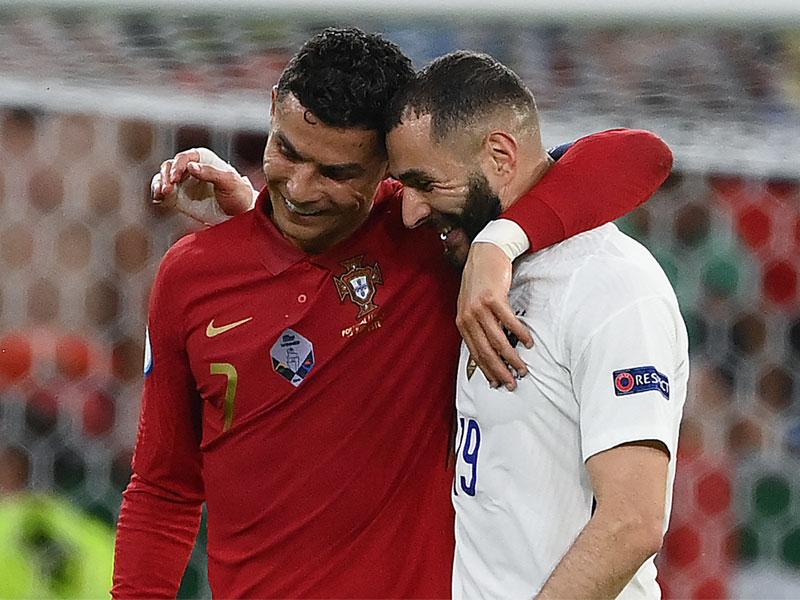 ยูโร 2020 : โปรตุเกส 2-2 ฝรั่งเศส