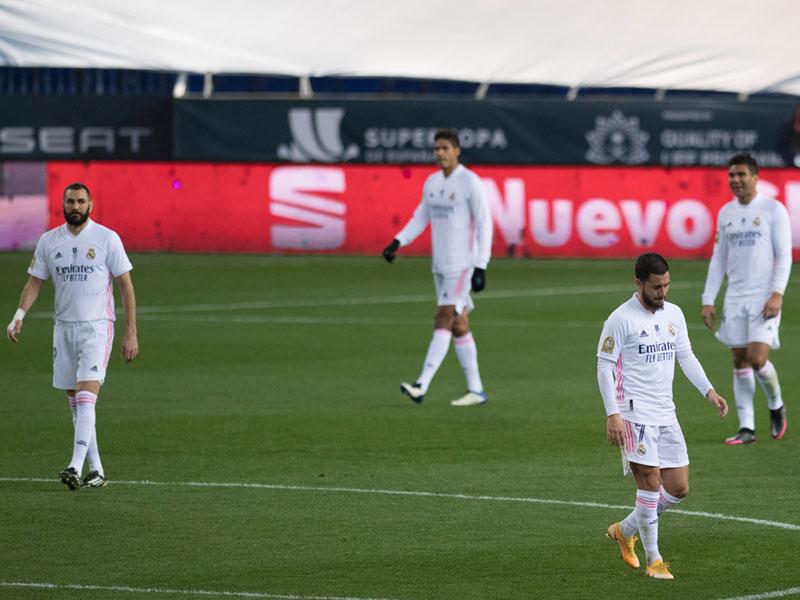 สเปน ซูเปอร์ คัพ : เรอัล มาดริด 1-2 บิลเบา