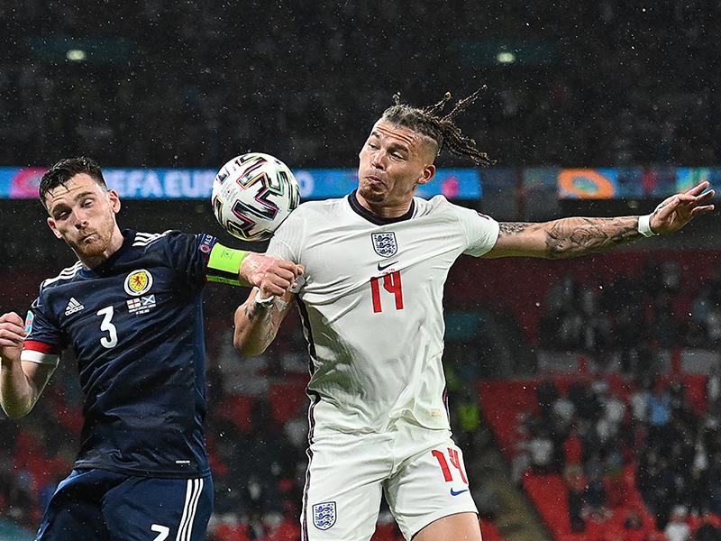 ยูโร 2020 : อังกฤษ 0-0 สกอตแลนด์