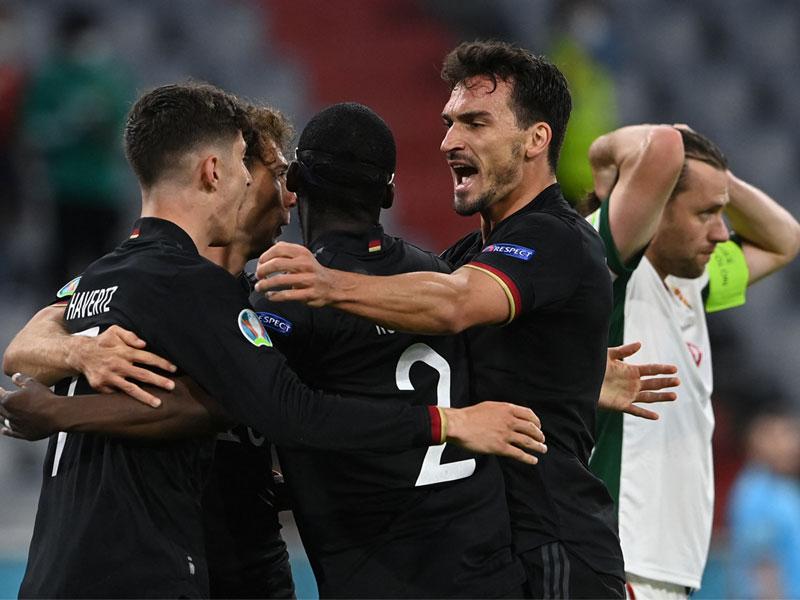 ยูโร 2020 : เยอรมนี 2-2 ฮังการี