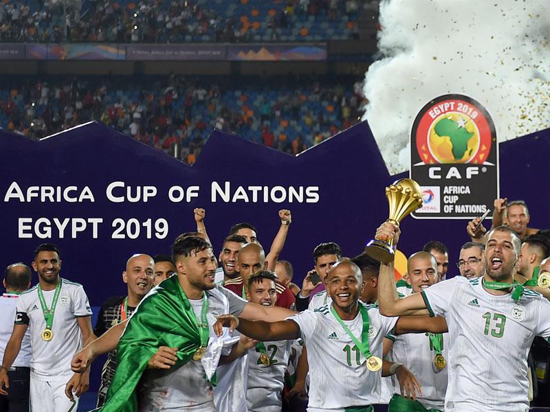 แอฟริกัน เนชั่นส์ คัพ 2019 นัดชิงชนะเลิศ : เซเนกัล 0-1 แอลจีเรีย