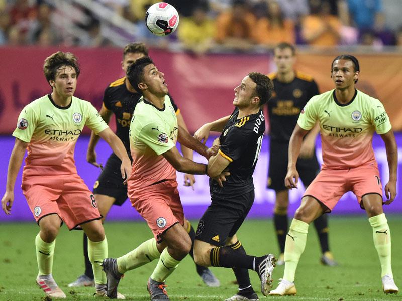 พรีเมียร์ลีก เอเชีย โทรฟี นัดชิงชนะเลิศ : วูล์ฟ 0-0 แมนฯ ซิตี้ (ดวลจุดโทษ 3-2)