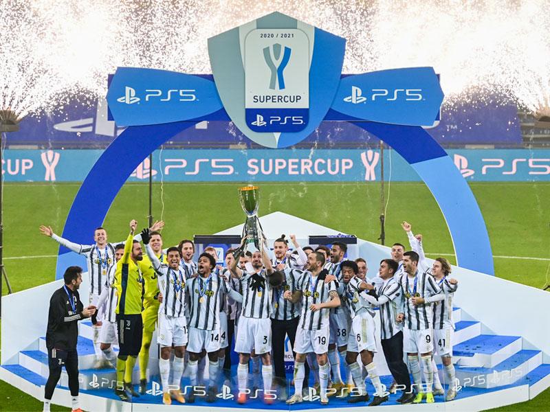 ซูเปอร์ โคปปา อิตาเลียน่า : ยูเวนตุส 2-0 นาโปลี