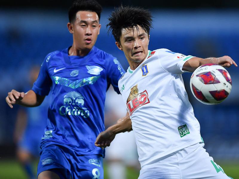 ไทยลีก : ชลบุรี เอฟซี 1-1 บีจี ปทุม