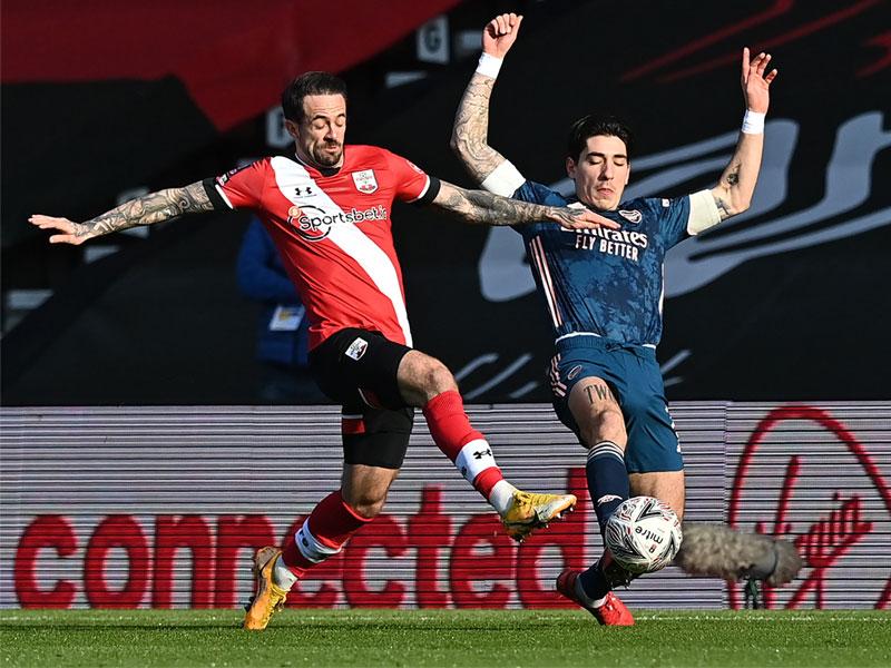 เอฟเอ คัพ อังกฤษ : เซาธ์แฮมป์ตัน 1-0 อาร์เซนอล
