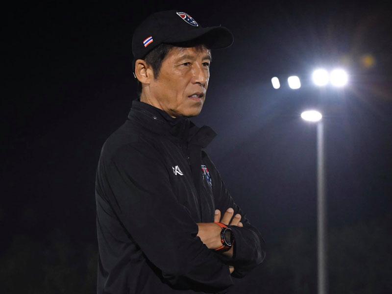 อากิระ นิชิโนะ เผยถึงความพร้อม ทีมชาติไทย ก่อนดวล ซาอุดีอาระเบีย