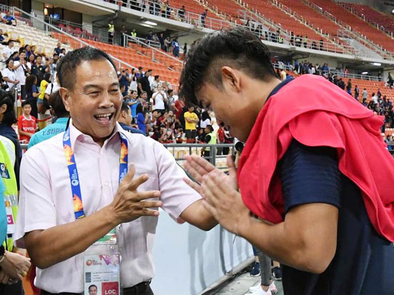 สมาคมฟุตบอลทุ่มเงินอัดฉีด 13.2 ล้านหลัง ทีมชาติไทย ลิ่วน็อกเอาท์ ยู-23 ชิงแชมป์เอเชีย