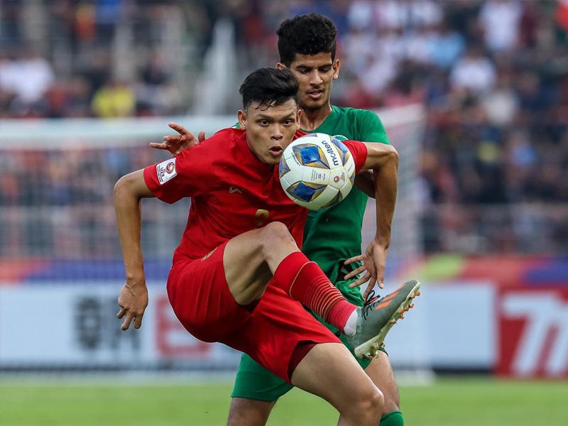 U23 ชิงแชมป์เอเชีย 2020 : ซาอุดีอาระเบีย 1-0 ทีมชาติไทย