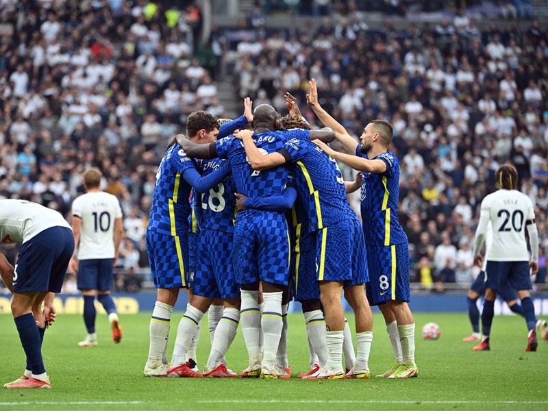 พรีเมียร์ลีก อังกฤษ : สเปอร์ส 0-3 เชลซี
