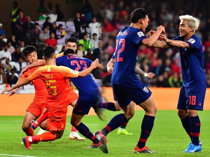 มันแน่ !! ทีมชาติไทย เตรียมล้างตา จีน ลงบู๊ ไชน่าคัพ 2019