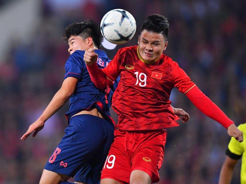 ฟุตบอลโลก 2022 รอบคัดเลือก โซนเอเชีย : เวียดนาม 0-0 ไทย