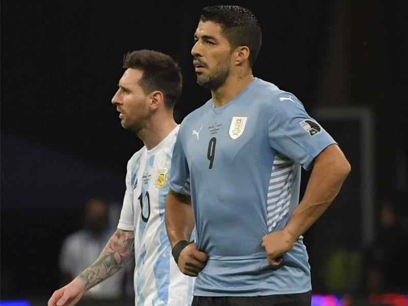โกปา อเมริกา 2021 : อาร์เจนตินา 1-0 อุรุกวัย