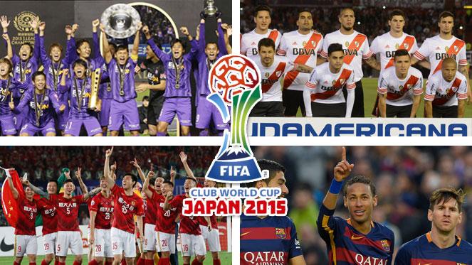 เจาะศึก...FIFA Club World Cup 2015