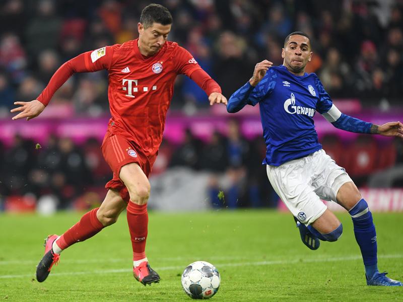 บุนเดสลีกา เยอรมนี : บาเยิร์น 5-0 ชาลเก้ 04