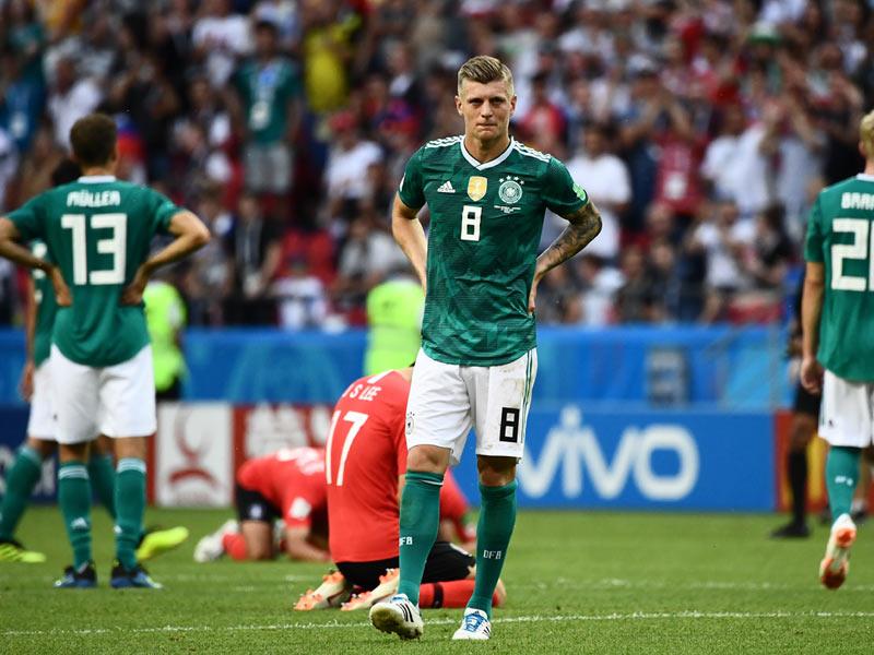 ฟุตบอลโลก 2018 : คำสารภาพของเหล่าทีมชาติเยอรมนี