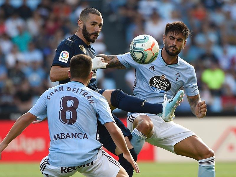 ลา ลีกา สเปน : เซลต้า 1-3 เรอัล มาดริด