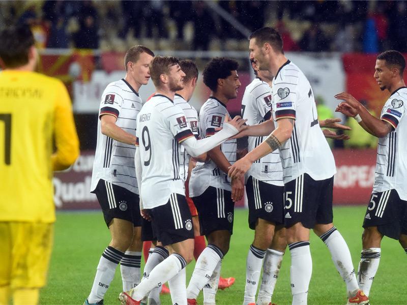 ฟุตบอลโลก 2022 รอบคัดเลือก : นอร์ทมาซิโดเนีย 0-4 เยอรมนี