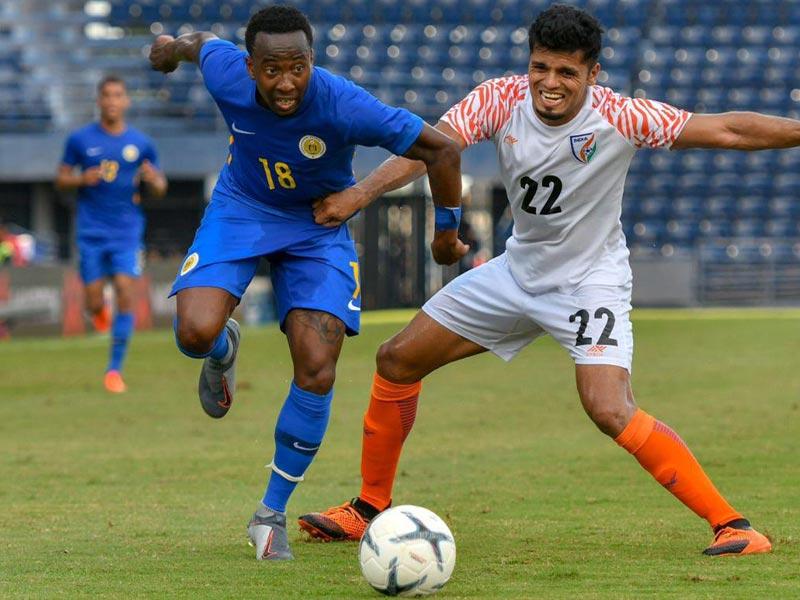 คิงส์คัพ ครั้งที่ 47 : กือราเซา 3-1 อินเดีย
