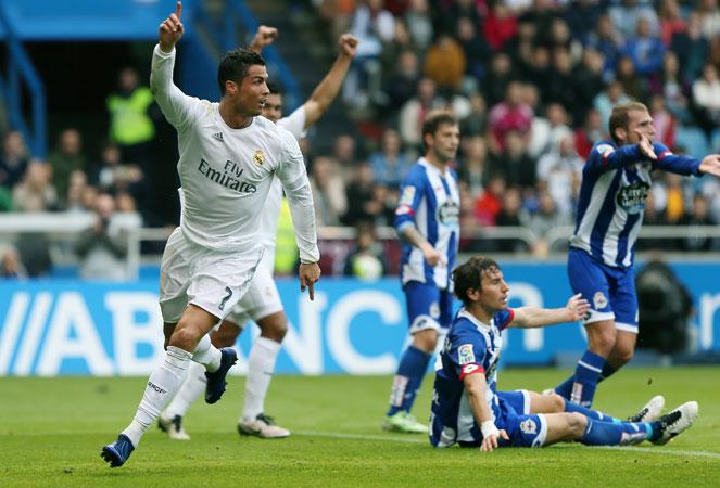 ลาลีกา สเปน : ลา กอรุนญ่า 0-2 เรอัล มาดริด