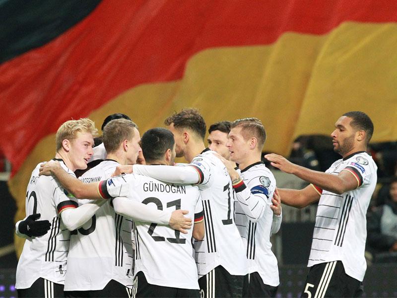 ยูโร 2020 รอบคัดเลือก : เยอรมนี 6-1 ไอร์แลนด์เหนือ