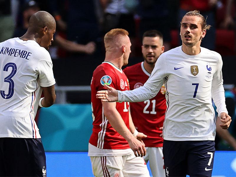 ยูโร 2020 : ฮังการี 1-1 ฝรั่งเศส